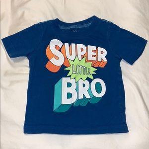 Carter's boy's t-shirt